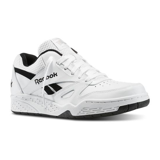 REEBOK MEN'S CLASSICS REEBOK ROYAL BB4500 LOW White / Black
