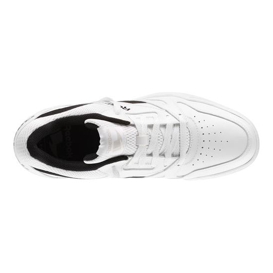 REEBOK MEN\'S CLASSICS REEBOK ROYAL BB4500 LOW White / Black