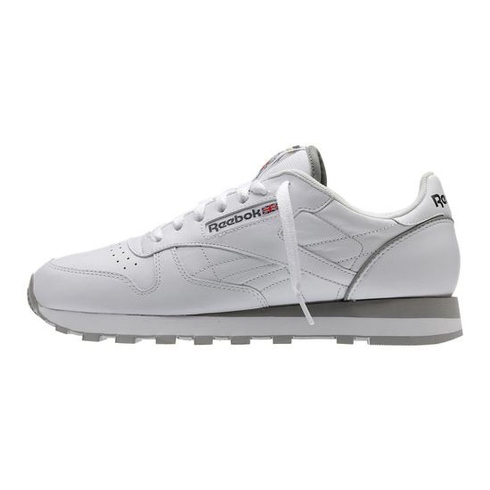 REEBOK MEN\'S CLASSICS CLASSIC LEATHER White