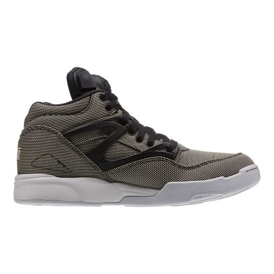 REEBOK CLASSICS PUMP OMNI LITE TECH Black / Steel