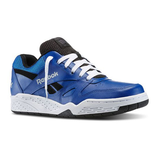 REEBOK MEN'S CLASSICS REEBOK ROYAL BB4500 LOW Collegiate Royal / Black / Steel / White