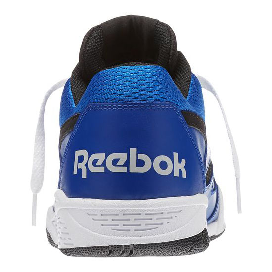REEBOK MEN\'S CLASSICS REEBOK ROYAL BB4500 LOW Collegiate Royal / Black / Steel / White