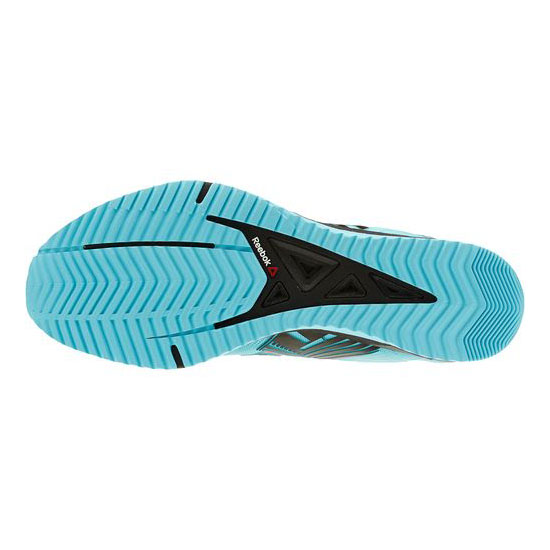 REEBOK MEN\'S CROSSFIT REEBOK CROSSFIT SPRINT 2.0 Neon Blue / Blue Pool / Black / Red Rush