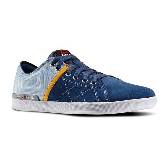 REEBOK MEN'S CROSSFIT REEBOK CROSSFIT LITE LO TR  Batik Blue / Denim Glow / Grey / White