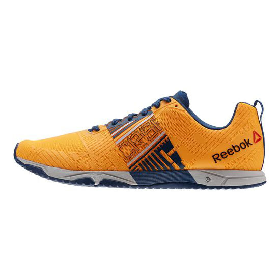 REEBOK MEN\'S CROSSFIT REEBOK CROSSFIT SPRINT 2.0 Solar Gold / Batik Blue / Steel