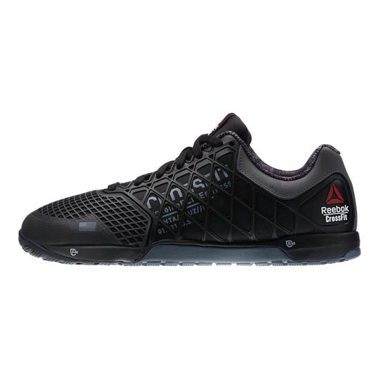 REEBOK MEN\'S CROSSFIT REEBOK CROSSFIT HONOR PACK NANO 4.0 - N Black / Gravel / Graphite