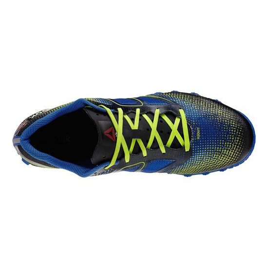 REEBOK WOMEN\'S RUNNING REEBOK ZQUICK DASH CITY Batik Blue / Faux Indigo / White / Solar Yellow