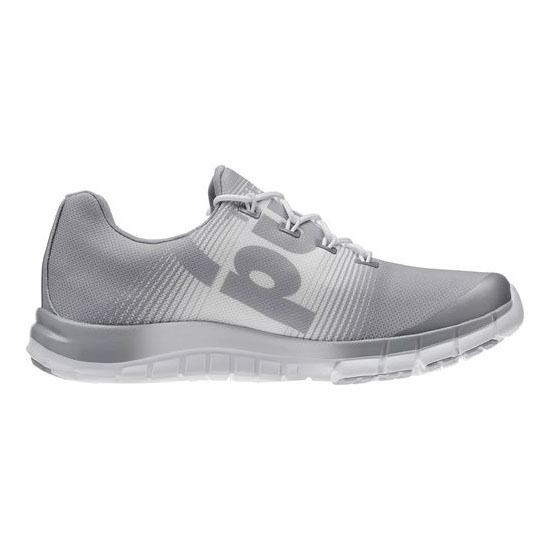 REEBOK WOMEN\'S RUNNING REEBOK ZPUMP FUSION Baseball Grey / White