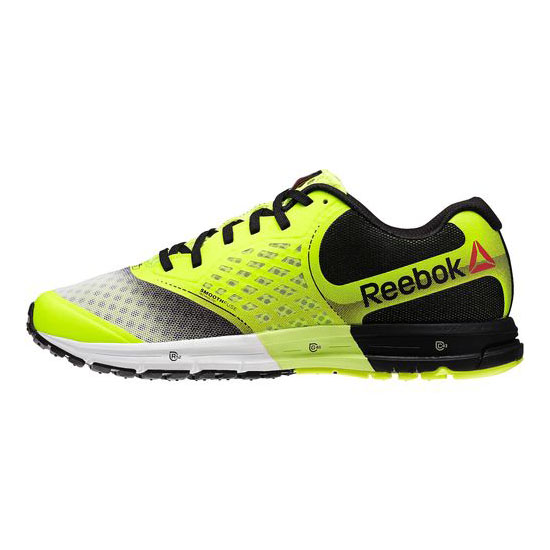 REEBOK WOMEN\'S RUNNING REEBOK ONE GUIDE 2.0 Solar Yellow / White / Black