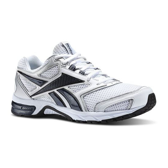 REEBOK WOMEN'S RUNNING SOUTHRANGE RUN L White / Athletic Navy / Pure Silver / Black
