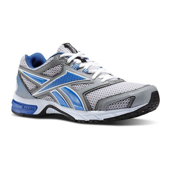 REEBOK WOMEN'S RUNNING SOUTHRANGE RUN L Flat Grey / Steel / White / Vital Blue / Black