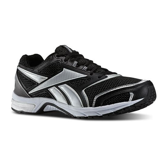 REEBOK WOMEN'S RUNNING SOUTHRANGE RUN L X WIDE Black / White / Pure Silver