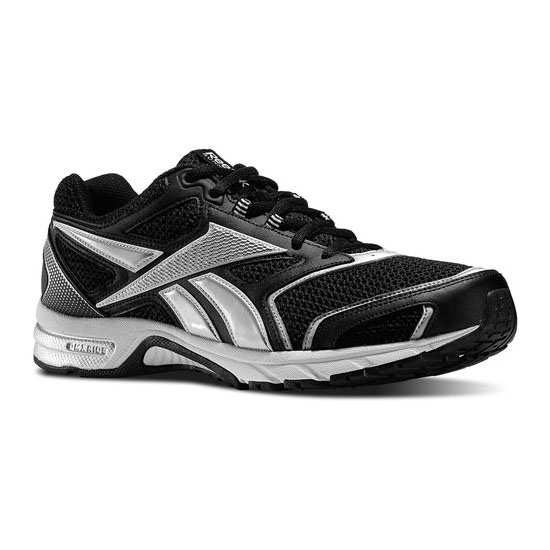 REEBOK WOMEN'S RUNNING SOUTHRANGE RUN L Black / White / Pure Silver