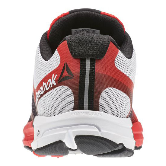 REEBOK WOMEN\'S RUNNING REEBOK ONE CUSHION 2.0 Red Rush / Black / White