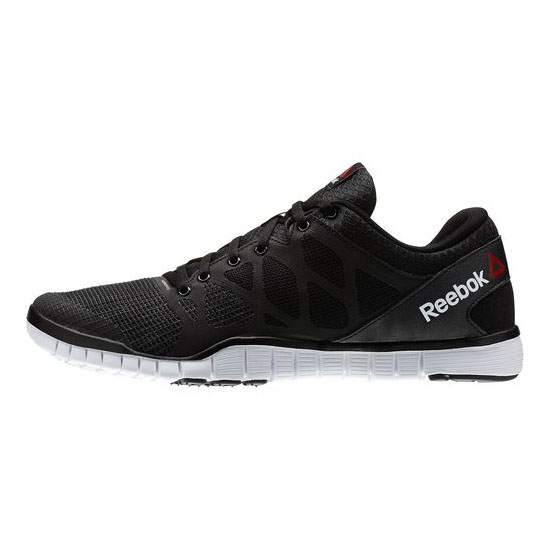 REEBOK MEN\'S TRAINING REEBOK ZQUICK TR 3.0 Black / White