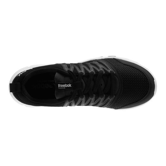 REEBOK MEN\'S TRAINING YOURFLEX TRAIN 5.0 Black / White