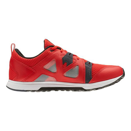 REEBOK MEN\'S TRAINING TRAIN FAST XT Red Rush / Black / Graphite / White