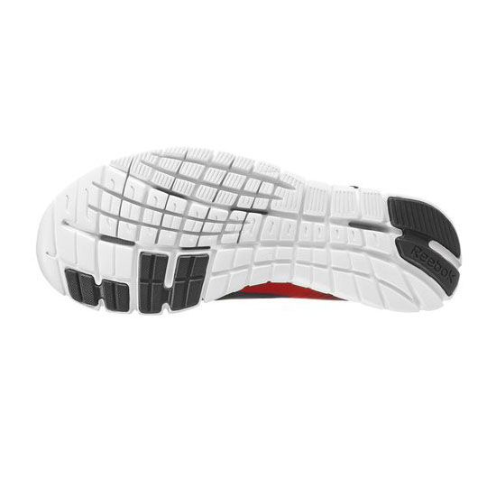 REEBOK WOMEN\'S RUNNING REEBOK ZPUMP FUSION Black / Red Rush / White
