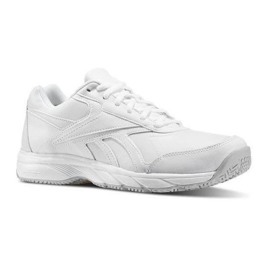 REEBOK MEN'S WALKING WORK N CUSHION White
