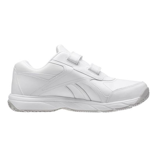 REEBOK MEN\'S WALKING WORK N CUSHION KC - WIDE 4E White
