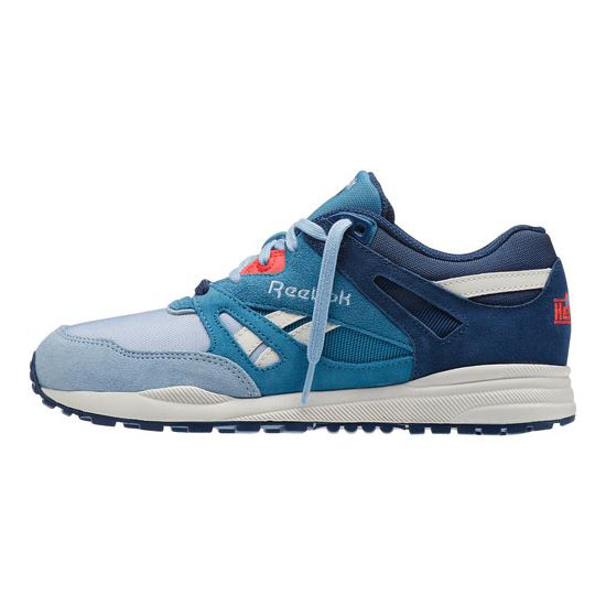REEBOK WOMEN\'S CLASSICS VENTILATOR Batik Blue / Tough Blue / Denim Glow / Coral Pop