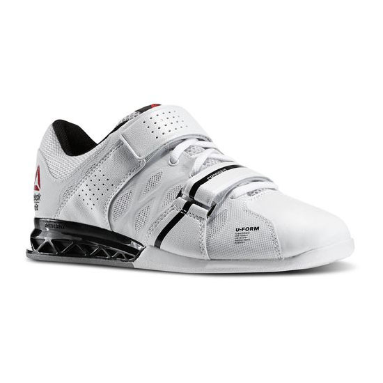 REEBOK WOMEN\'S CROSSFIT REEBOK CROSSFIT LIFTER PLUS 2.0 White / Black / Porcelain