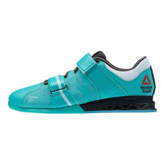 REEBOK WOMEN\'S CROSSFIT REEBOK CROSSFIT LIFTER PLUS 2.0  Timeless Teal / Gravel / Reflection Blue