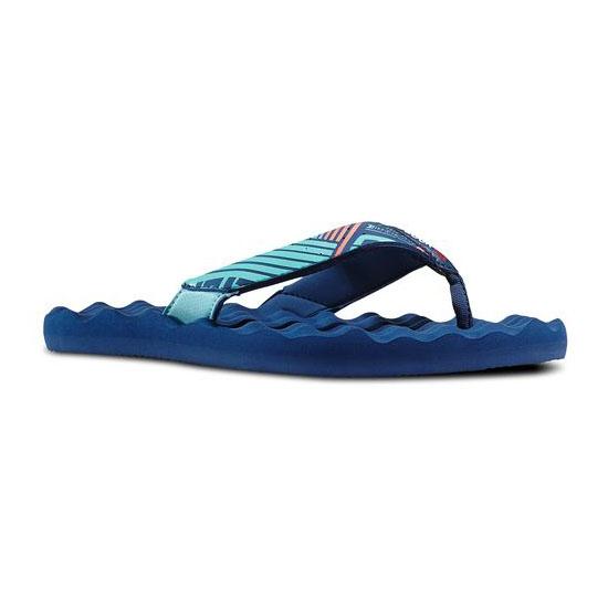 5acfc96829c66 REEBOK WOMEN S SWIM REEBOK CROSSFIT ADVANCE FLIP Crystal Blue   Batik Blue    Coral. US 24.95