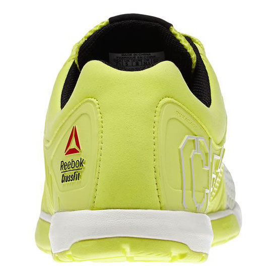 REEBOK WOMEN\'S CROSSFIT REEBOK CROSSFIT NANO 4.0 High Vis Green / Black / Chalk