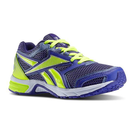 REEBOK WOMEN'S RUNNING SOUTHRANGE RUN L Ultima Purple / Solar Yellow / Purple Shadow