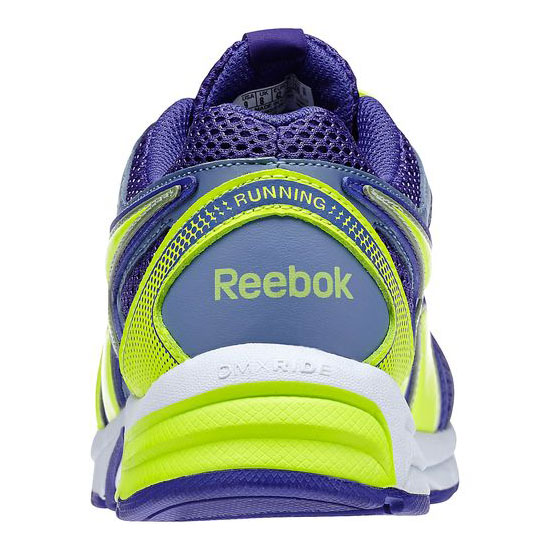REEBOK WOMEN\'S RUNNING SOUTHRANGE RUN L Ultima Purple / Solar Yellow / Purple Shadow
