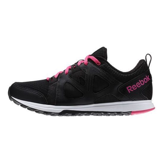 REEBOK WOMEN\'S TRAINING TRAIN FAST XT Black / Pink / White
