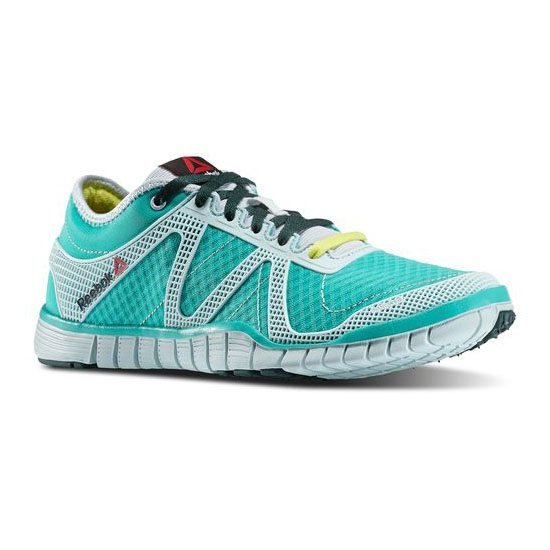 REEBOK WOMEN'S TRAINING REEBOK ZLUX TR Timeless Teal / Pragmatic Teal / Reflection Blue