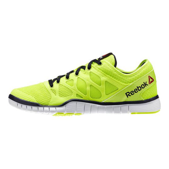REEBOK WOMEN\'S TRAINING REEBOK ZQUICK TR 3.0 Solar Yellow / Faux Indigo / White