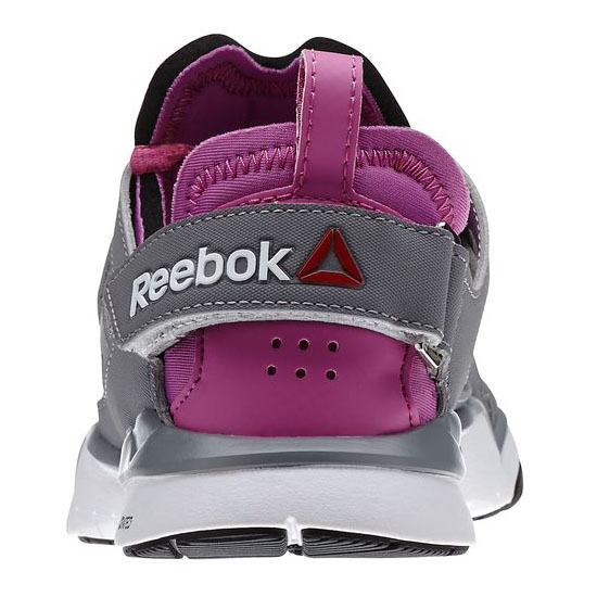 REEBOK WOMEN\'S TRAINING REEBOK ZCUT TR  Foggy Grey / Flat Grey / Ultraberry / White / Black