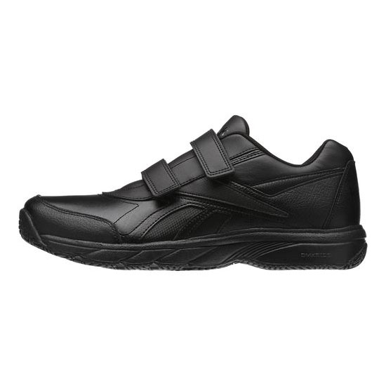 REEBOK MEN\'S WALKING WORK N CUSHION KC  Black