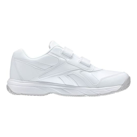 REEBOK MEN\'S WALKING WORK N CUSHION KC White
